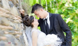 Bayraklı düğün fotoğraf çekimleri