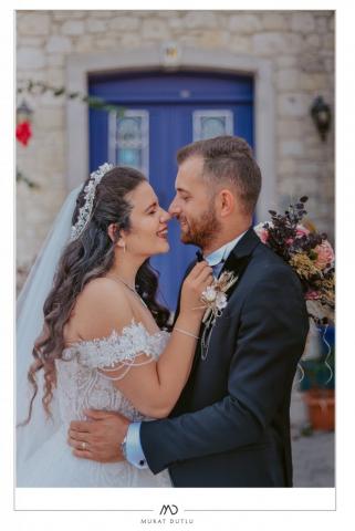İzmir dış çekim düğün fotoğrafçısı Alaçatı