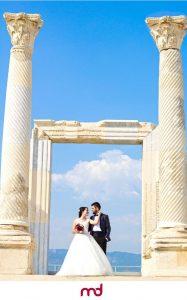 İzmir düğün fotoğraf çekimleri