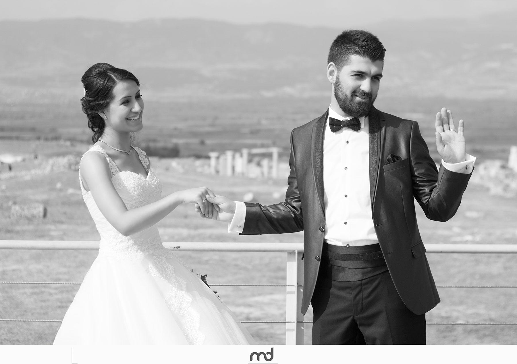 dış alan düğün fotoğraf çekimleri izmir