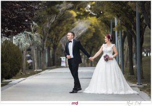 İzmir dış çekim düğün fotoğrafları