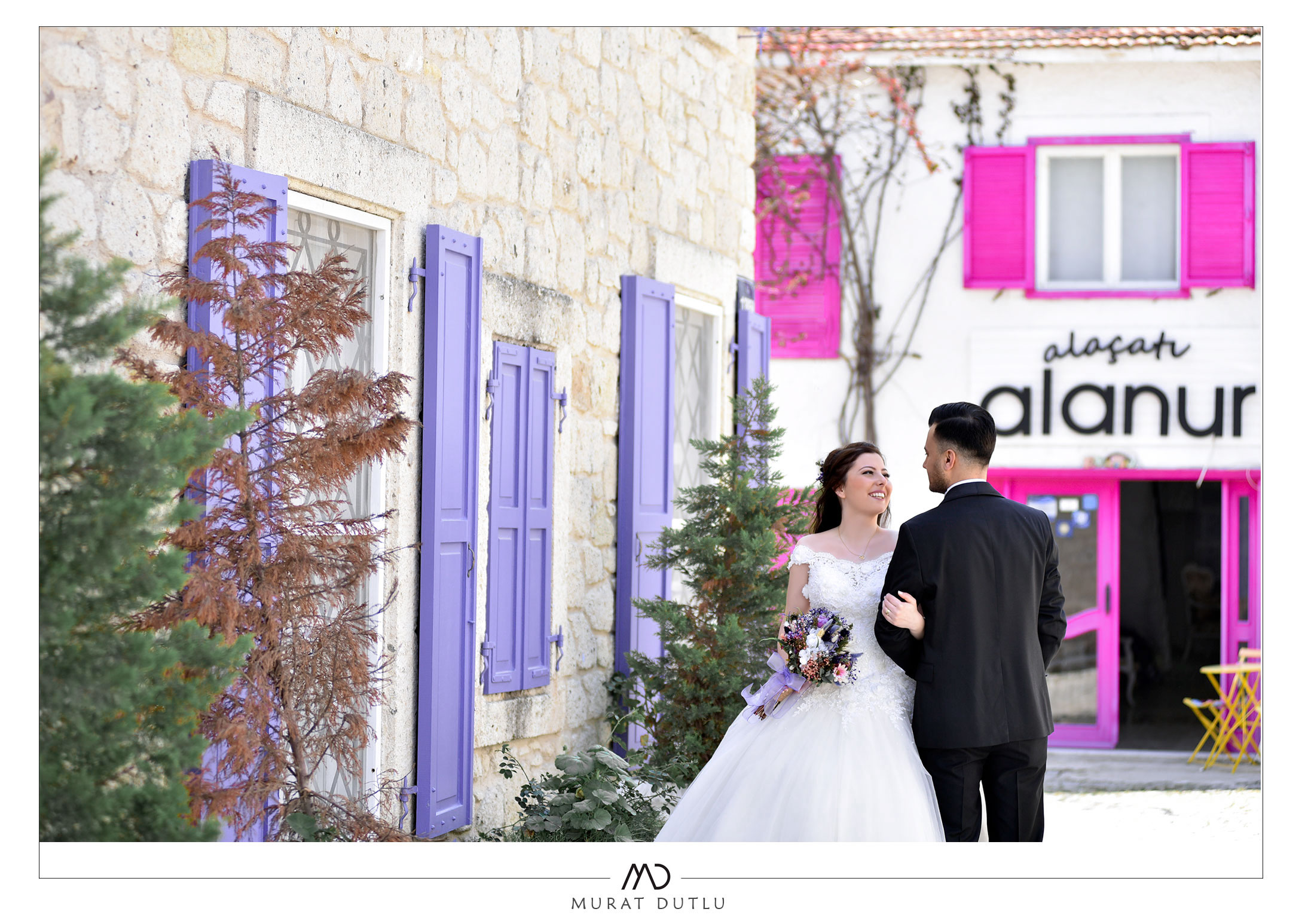 Alaçatı balayı düğün fotoğrafçısı