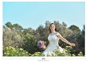 Çeşme dış çekim düğün fotoğrafçısı