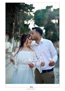 Evlilik teklifi fotoğraf çekimi İzmir Alaçatı