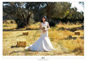 İzmir düğün fotoğrafçısı, başak tarlası