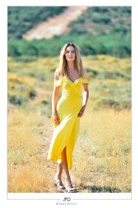 İzmir model fotoğraf çekimi