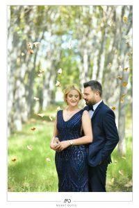 Kent ormanı inciraltı düğün fotoğrafları