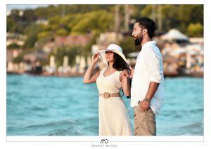 Alaçatı love story wedding photographer Murat Dutlu