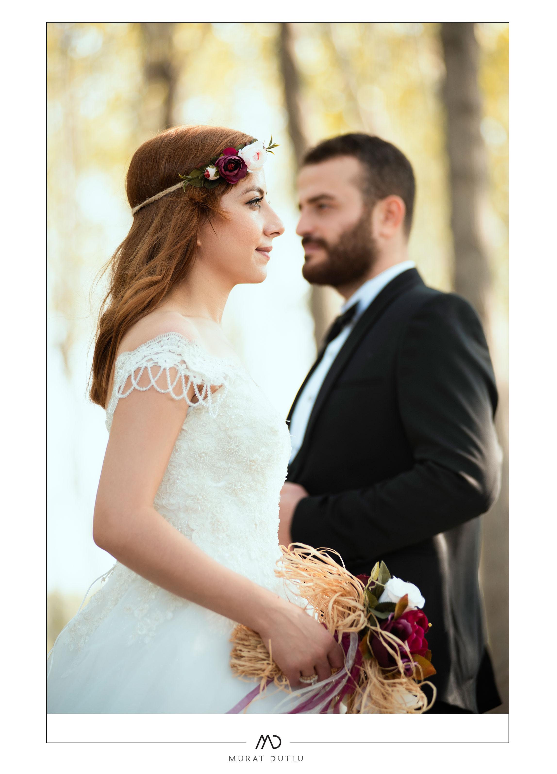 İzmir düğün fotoğrafçısı, İzmir düğün hikayesi Murat Dutlu