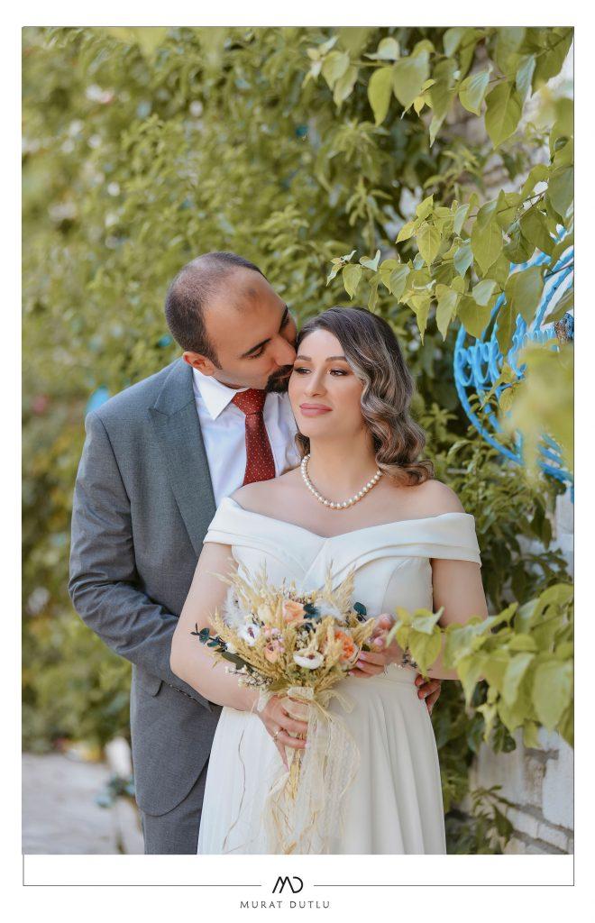Foça düğün fotoğrafçısı dış çekim