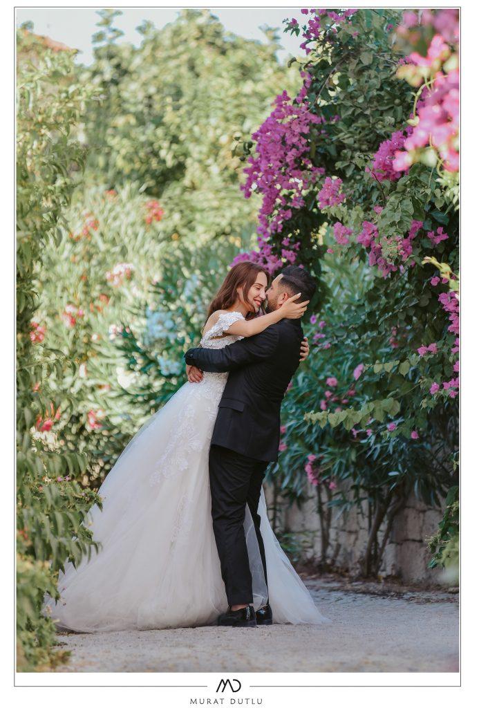 İzmir düğün fotoğrafçısı Murat Dutlu Dış Çekim İzmir