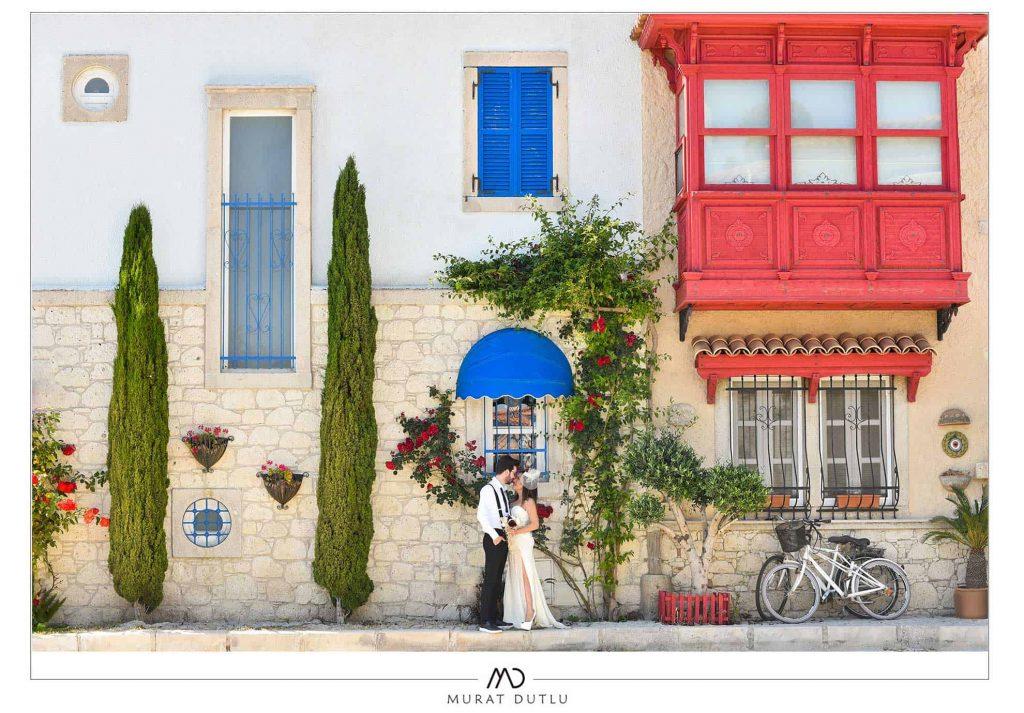 İzmir düğün fotoğrafçısı, Alaçatı dış çekim düğün fotoğrafçısı, Murat Dutlu
