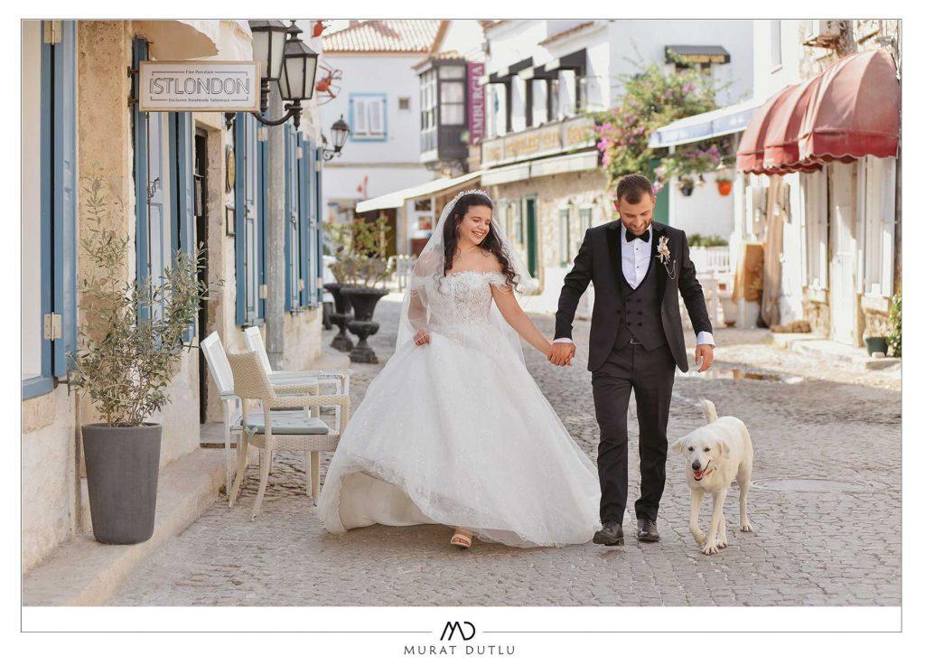 izmir düğün fotoğrafçısı dış çekim fotoğraf