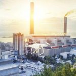 İzmir fabrika drone çekimi