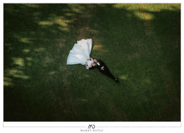 İzmir drone çekimi, İzmir düğün fotoğrafçısı, Düğün hikayesi