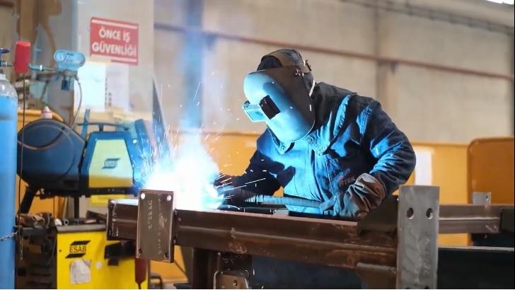 İzmir fabrika tanıtım klibi