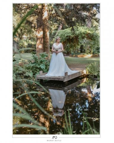 Edward Whittall Garden Köşkü Düğün Fotoğrafları