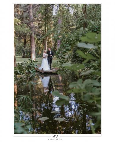 Edward Whittall Garden Düğün Fotoğrafçısı